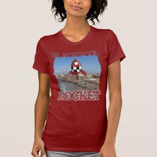 T-shirt Blackpool Rocket