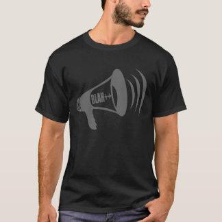 T-shirt Blah++ Corne de brume