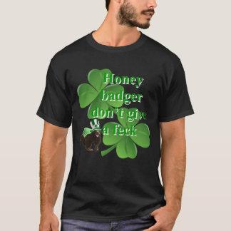 T-shirt Blaireau de miel