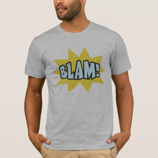 T-shirt blam !