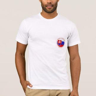 T-shirt Blanc de base de Yanak/Klachan