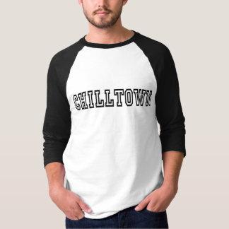 T-shirt Blanc de Chilltown
