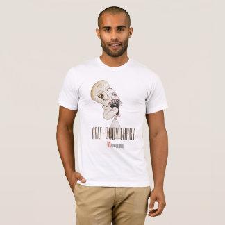 """T-shirt blanc de """"Larry de Moitié-Corps"""" d'Edition"""