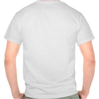 T-shirt blanc maîtrisé