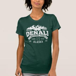 T-shirt Blanc vintage de Denali