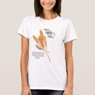 T-shirt Blé entier 100%