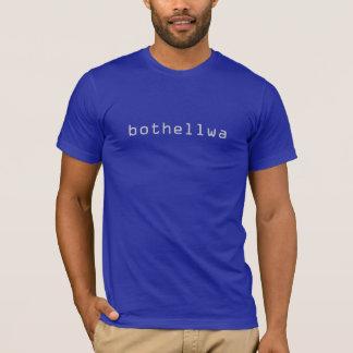 T-shirt bleu bas t de bothellwa