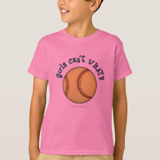 T-shirt Bleu de Base-ball-Ciel