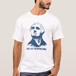 T-shirt Bleu de George