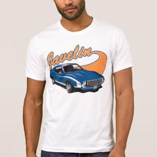 T-shirt (bleu) de javelot d'AMC