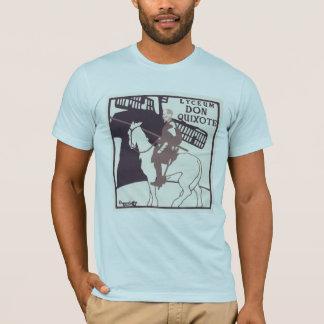 T-shirt Bleu de lt de Don Q de salle de conférence
