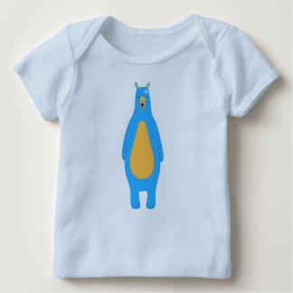 T-shirt bleu ours