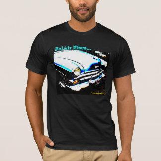 T-shirt BLEUS '53 de BEL AIR (noir seulement)