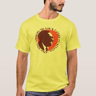 T-shirt bleus et jazz 1973 d'Ann Arbor