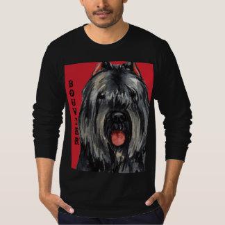 T-shirt Bloc de couleur de Bouvier