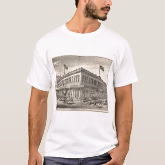 T-shirt Bloc de Knox, San Jose