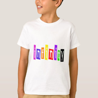 T-shirt Bloc d'infini