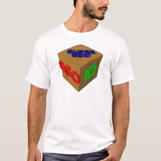 T-shirt Bloc mental