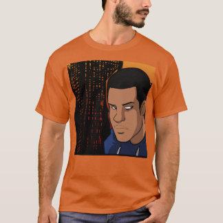 T-shirt Bloc pour bloquer comporter l'homme frais de Supa