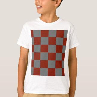 T-shirt Blocs gris géniaux de Bourgogne