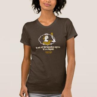 T-shirt blond de dames de FINNEGANS