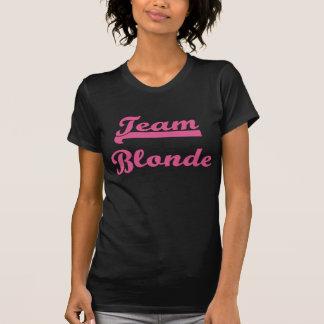 T-shirt Blonde d'équipe