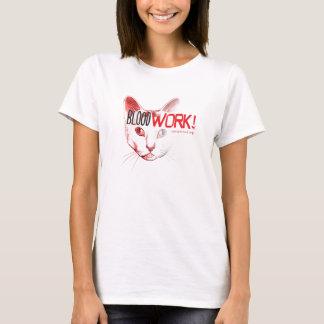 T-shirt BloodWork ! Pièce en t de Weezie de la saison 5