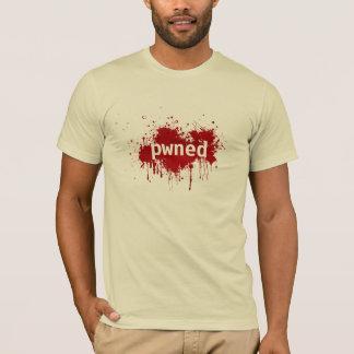 T-shirt Bloody pwned