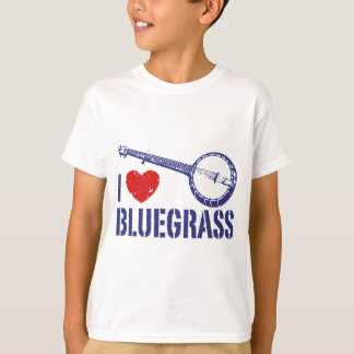 T-shirt Bluegrass