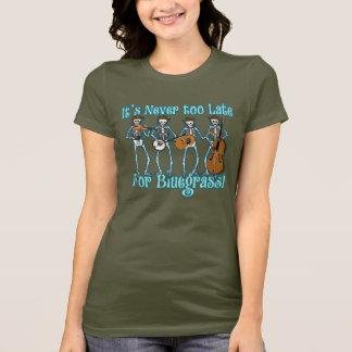T-shirt Bluegrass au-delà