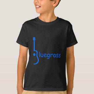 T-shirt Bluegrass de guitare