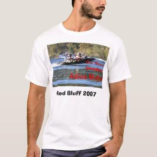 T-shirt Bluff rouge 2007