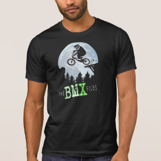 T-shirt BMX Files