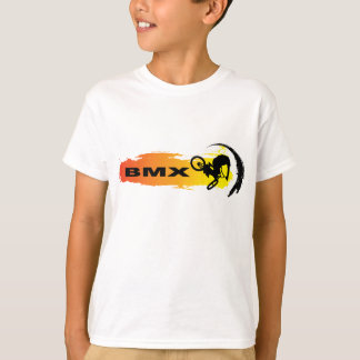 T-shirt BMX unique