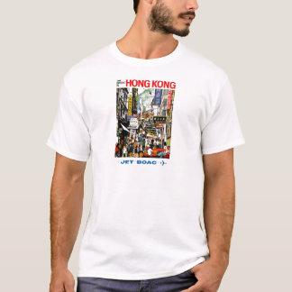 T-shirt BOAC - Hong Kong