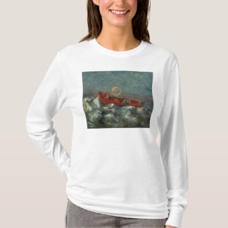 T-shirt Boat rouge, 1905