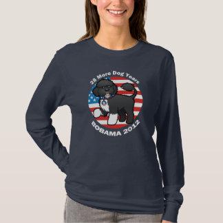 T-shirt Bobama drôle les élections du chien 2012