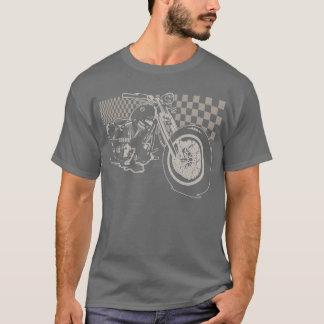 T-shirt Bobber de cm (gris croquant)