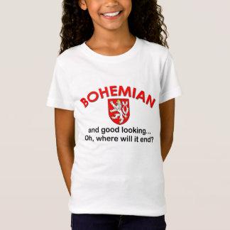 T-Shirt Bohémien beau