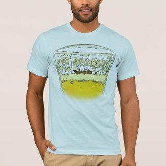 T-shirt Boire de jour