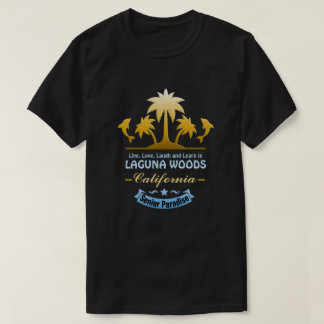 T-shirt Bois de Laguna, CA