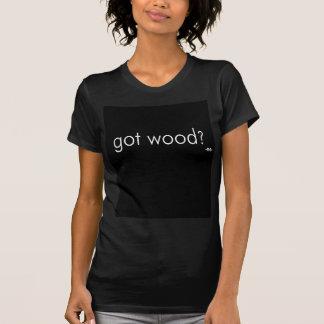 T-shirt Bois obtenu ?