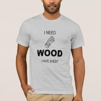 T-shirt Bois pour des moutons