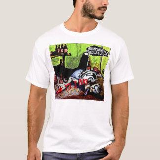 """T-shirt """"Boisson 'de type fâché jusqu'à ce que je vomisse"""