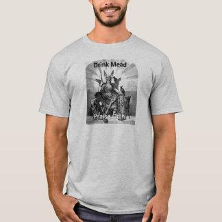 T-shirt Boisson Mead - éloge Odin