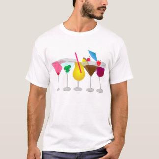 T-shirt Boissons de partie