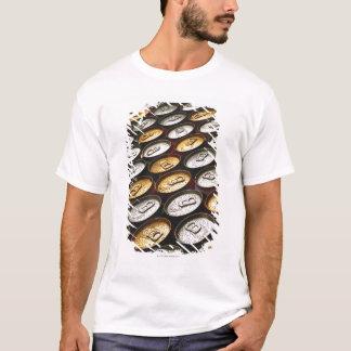 T-shirt Boîtes en aluminium