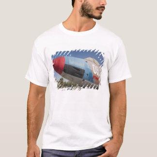 T-shirt Bombardier de fabrication française de Vautour
