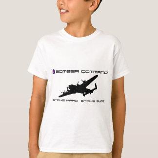 T-shirt Bombardier de Lancaster - commande de bombardier
