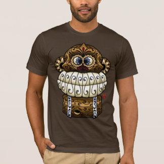 T-shirt bombardier du baril 8Bit